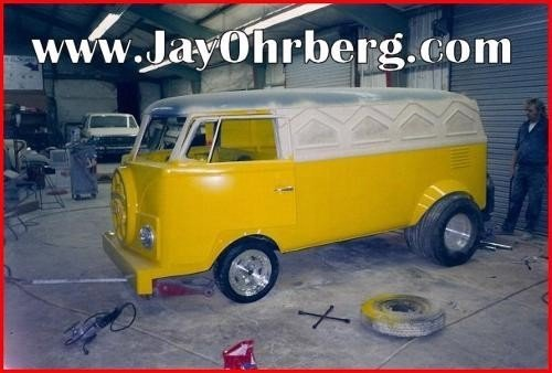 1957 Volkswagen Vanagon Image 4