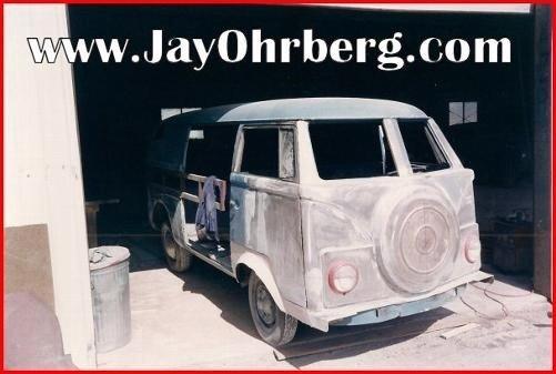 1957 Volkswagen Vanagon Image 5