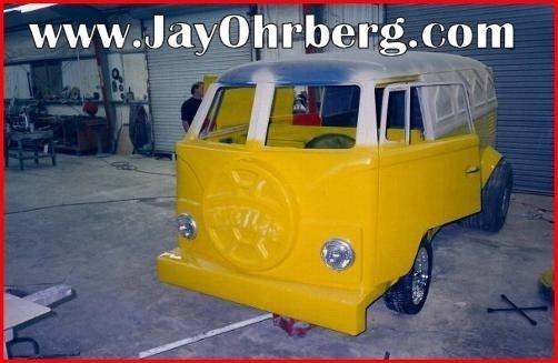 1957 Volkswagen Vanagon Image 6