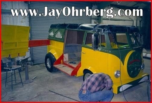 1957 Volkswagen Vanagon Image 7