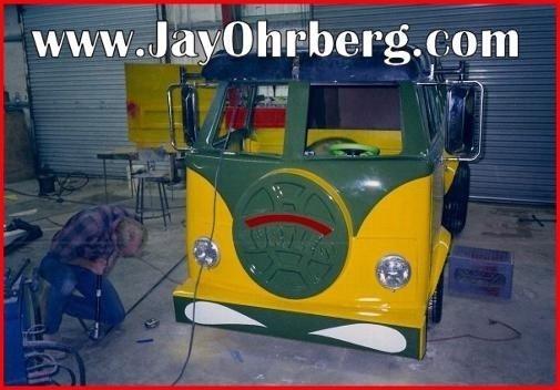 1957 Volkswagen Vanagon Image 8