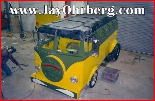 1957 Volkswagen Vanagon Image 9