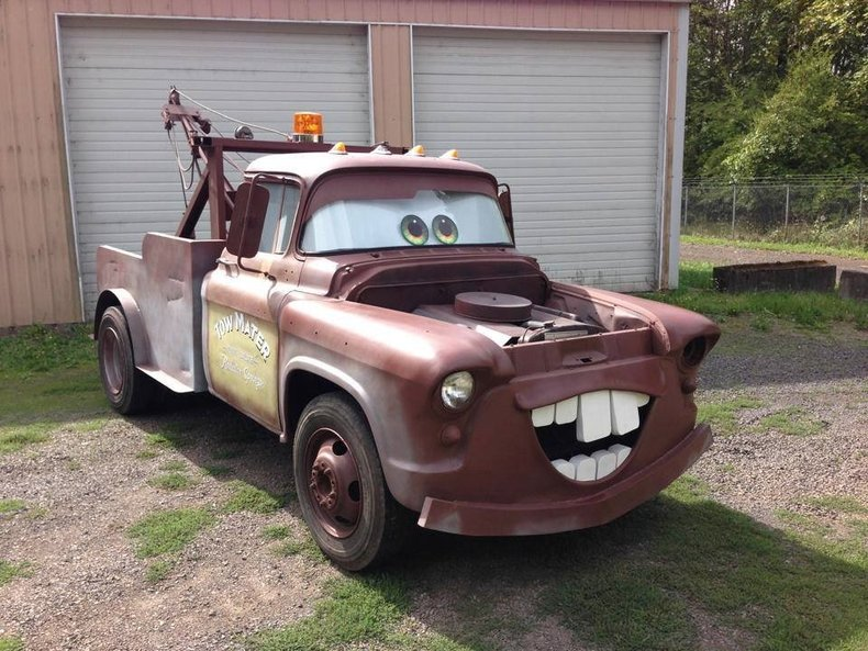 1955 Chevrolet Tow Mater