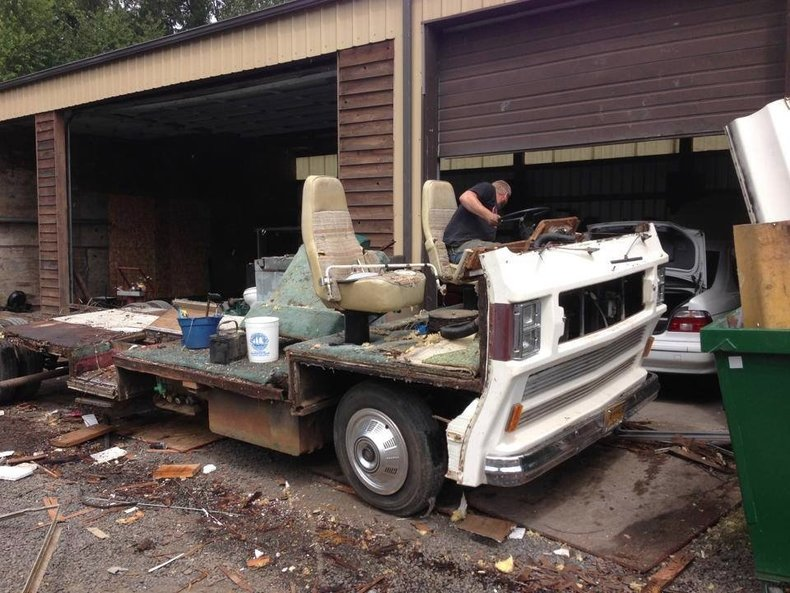 1955 Chevrolet Tow Mater Image 4