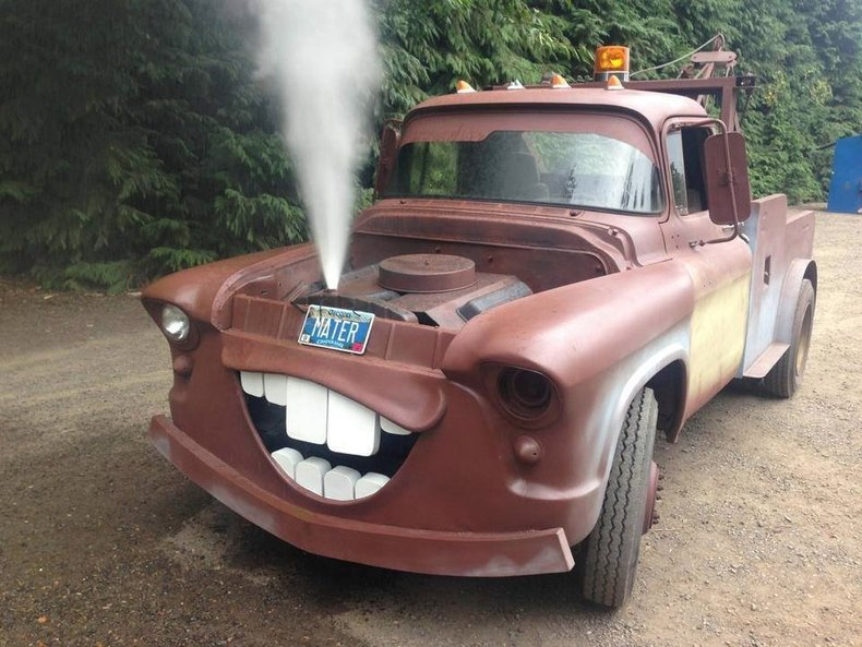1955 Chevrolet Tow Mater Image 5