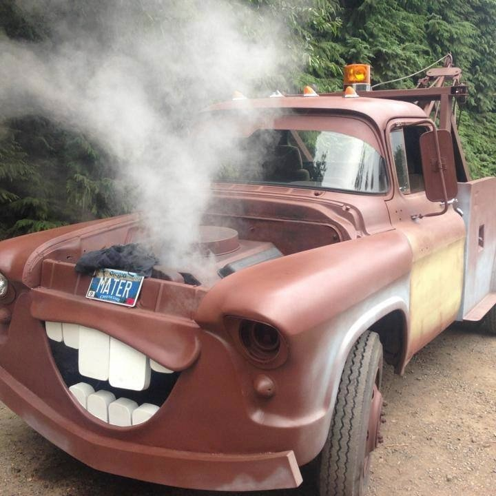 1955 Chevrolet Tow Mater Image 7