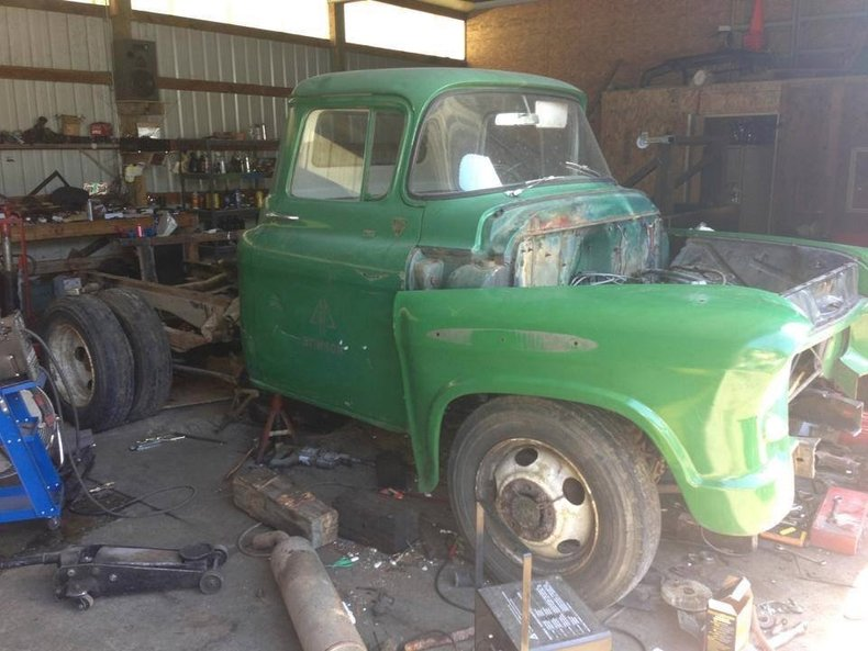 1955 Chevrolet Tow Mater Image 17