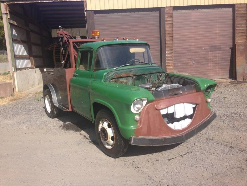 1955 Chevrolet Tow Mater Image 19