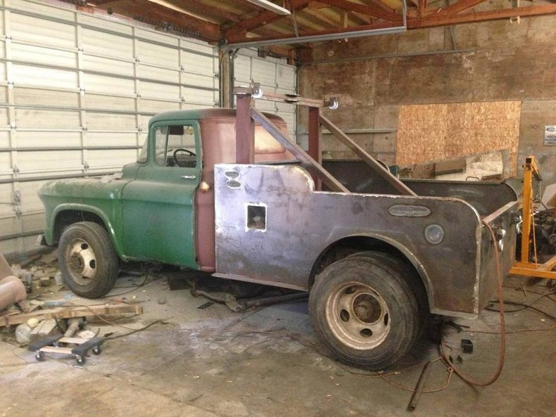 1955 Chevrolet Tow Mater Image 23
