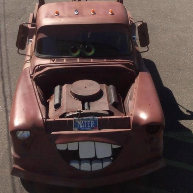 1955 Chevrolet Tow Mater Image 33