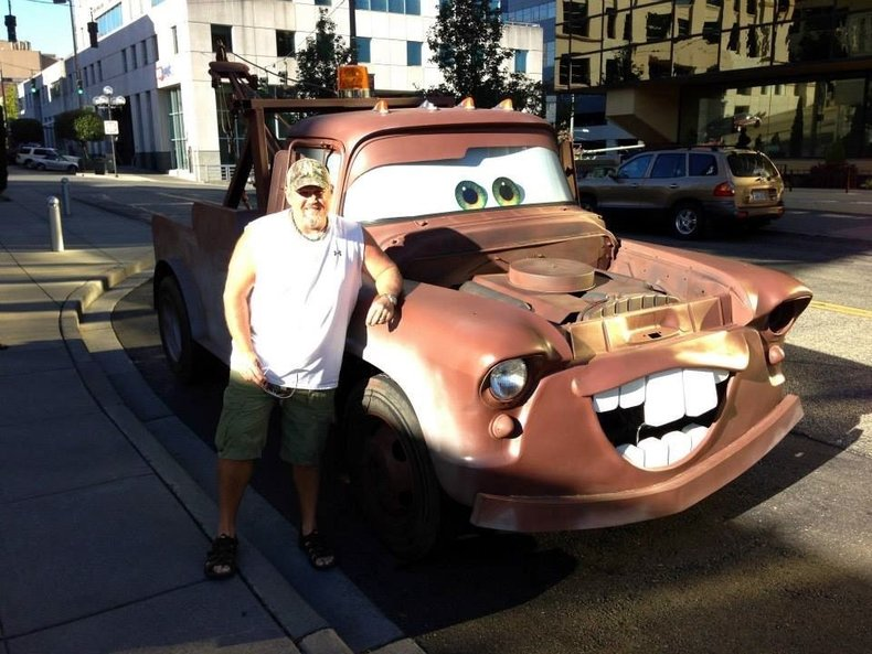1955 Chevrolet Tow Mater Image 40