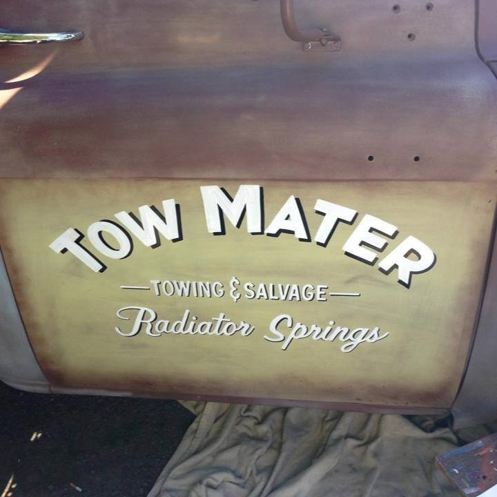 1955 Chevrolet Tow Mater Image 45