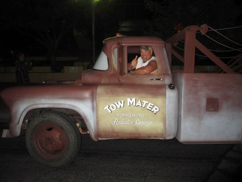 1955 Chevrolet Tow Mater Image 47
