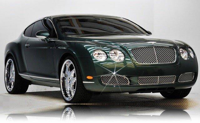 2005 Bentley GT Image 3