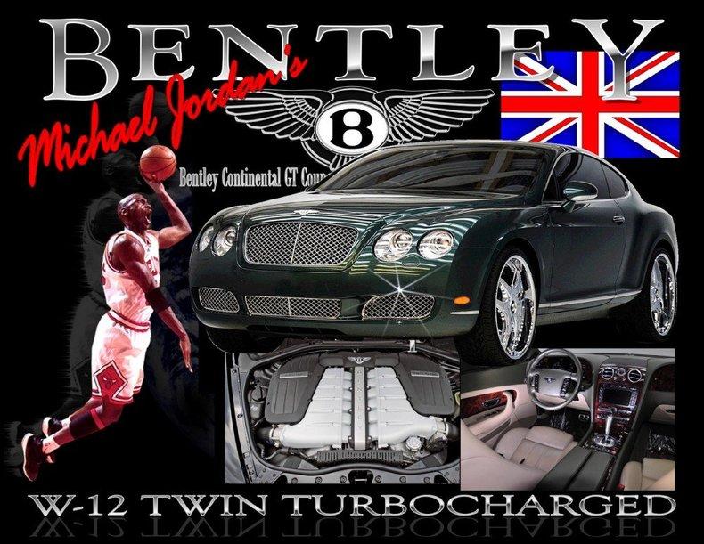 2005 Bentley GT Image 1