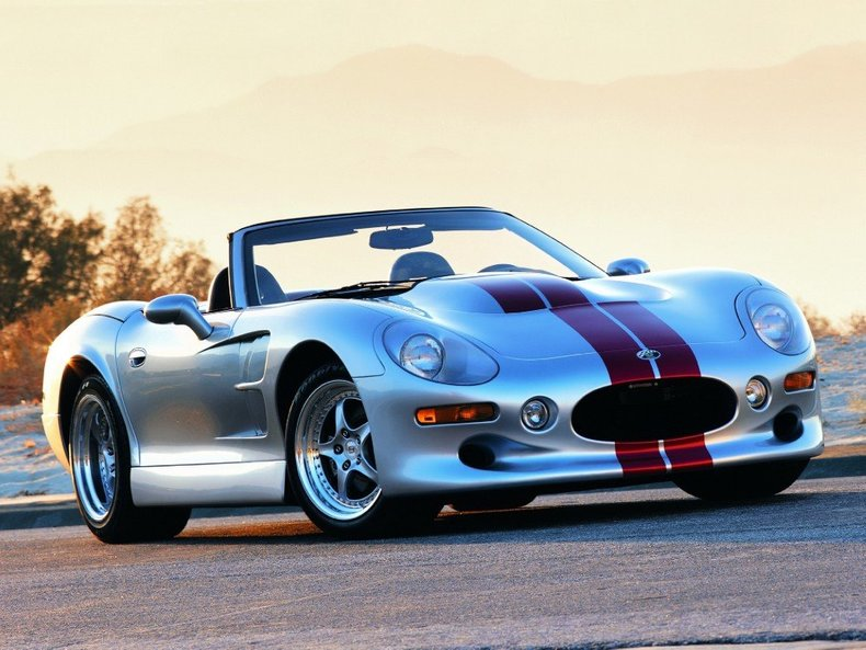 1999 Shelby Series 1 Image 1