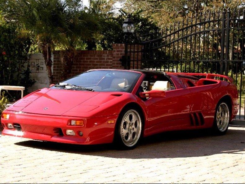 1997 Lamborghini Diablo Image 1