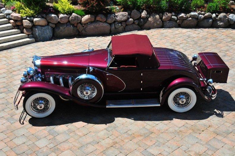 Duesenberg II Murphy Body Roadster Image 4