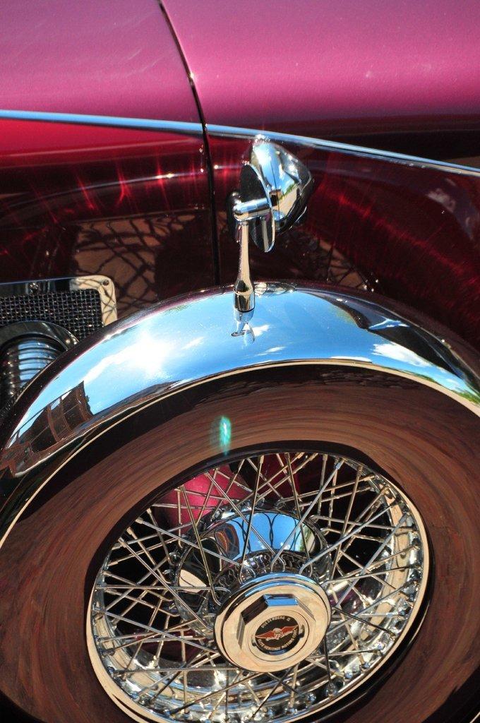 Duesenberg II Murphy Body Roadster Image 5