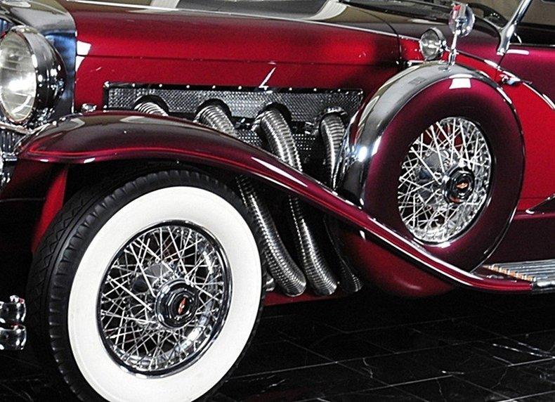 Duesenberg II Murphy Body Roadster Image 8