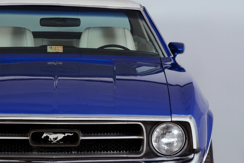 1971 Ford Mustang Image 2