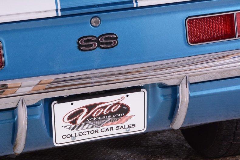 1969 Chevrolet Camaro Image 61