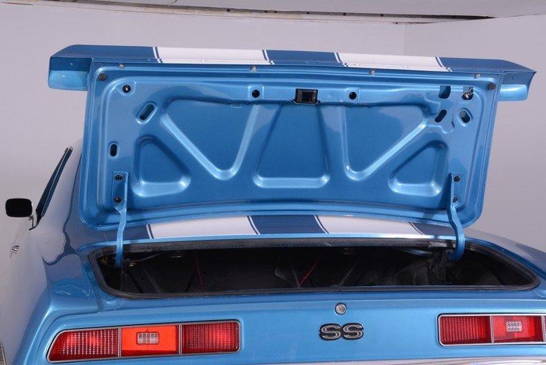 1969 Chevrolet Camaro Image 47