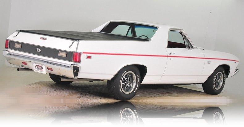 1969 Chevrolet El Camino Image 9