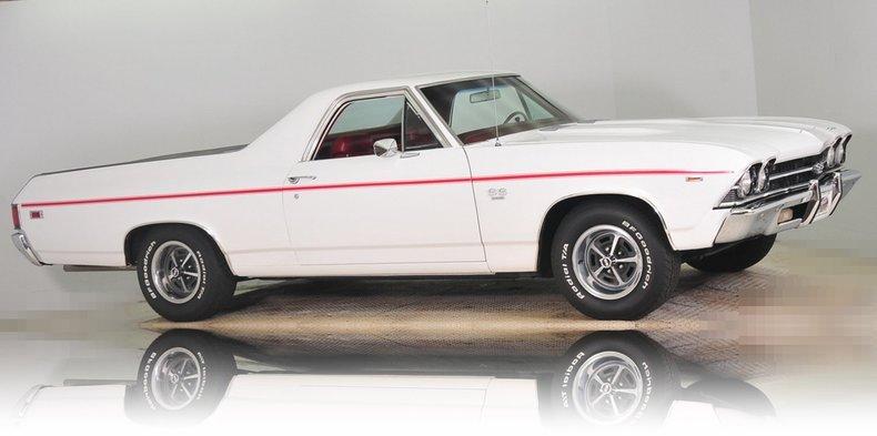 1969 Chevrolet El Camino Image 21