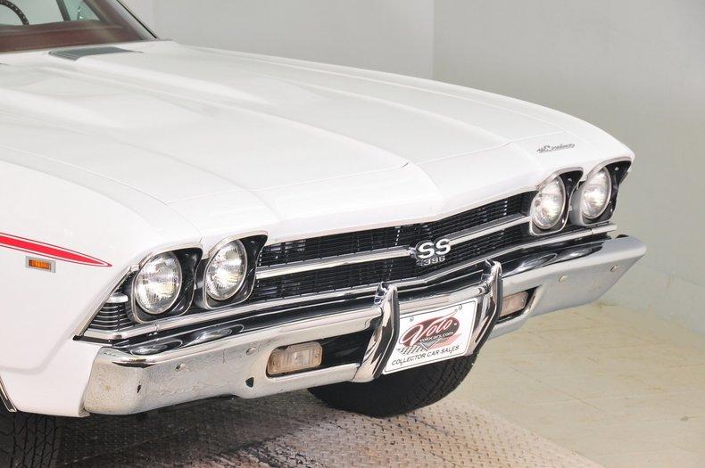 1969 Chevrolet El Camino Image 25
