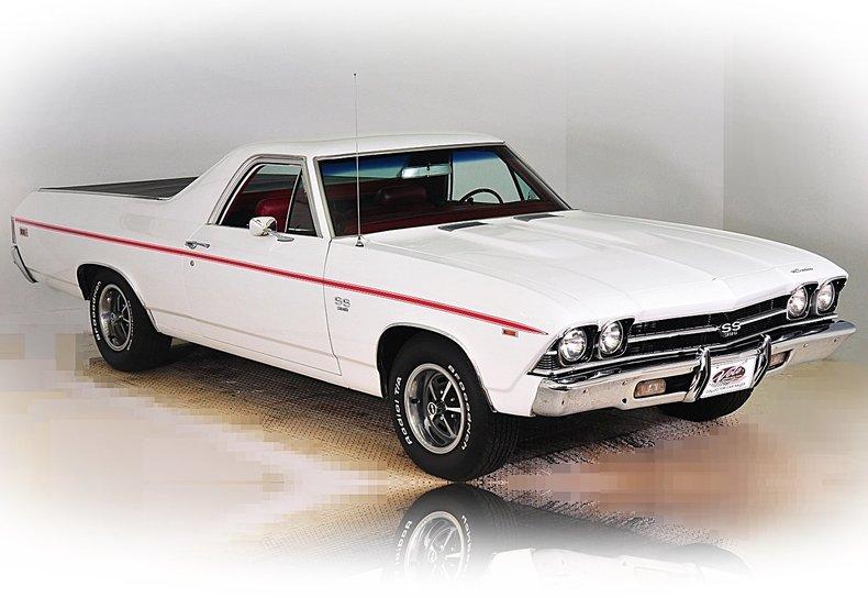 1969 Chevrolet El Camino Image 26