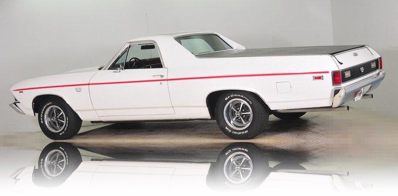 1969 Chevrolet El Camino Image 30