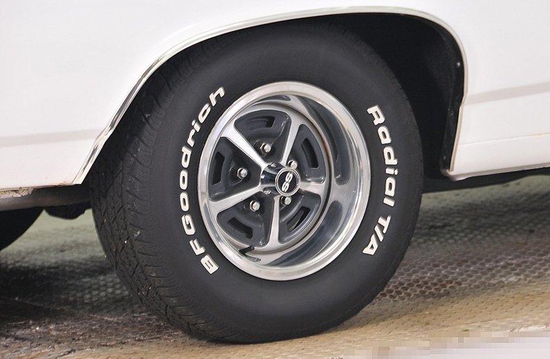 1969 Chevrolet El Camino Image 31