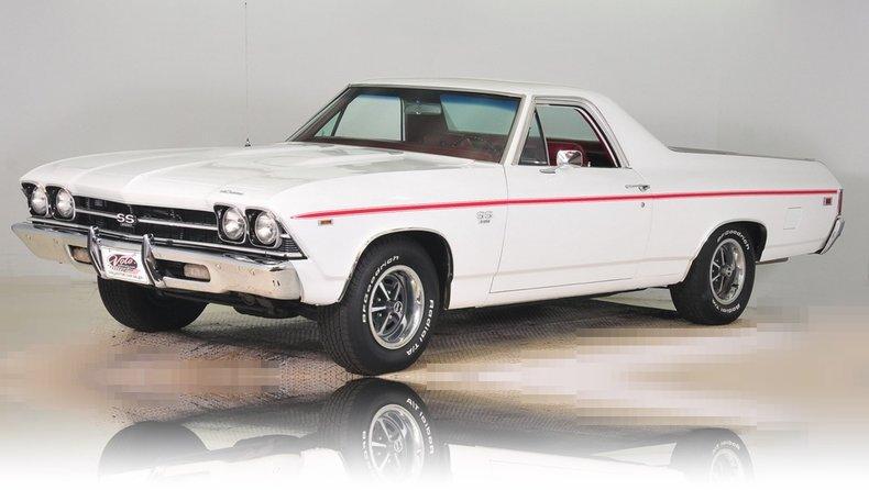 1969 Chevrolet El Camino Image 32