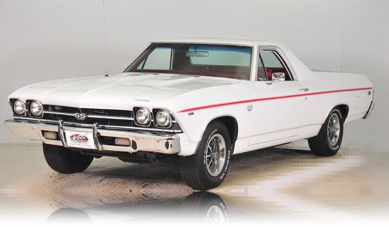 1969 Chevrolet El Camino Image 33