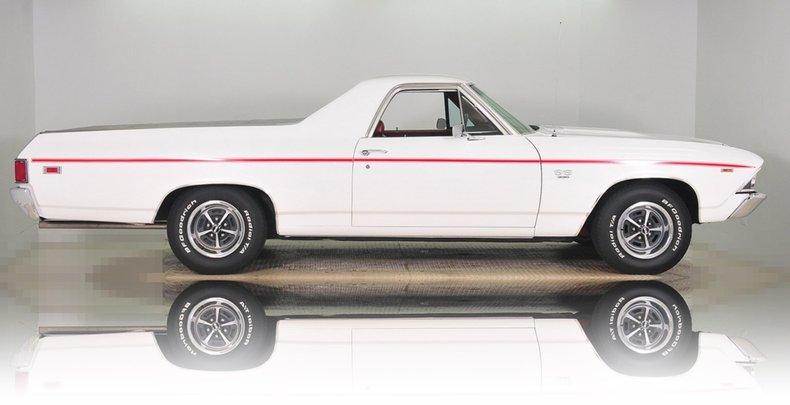 1969 Chevrolet El Camino Image 37