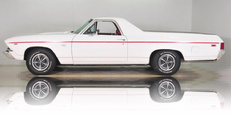 1969 Chevrolet El Camino Image 42