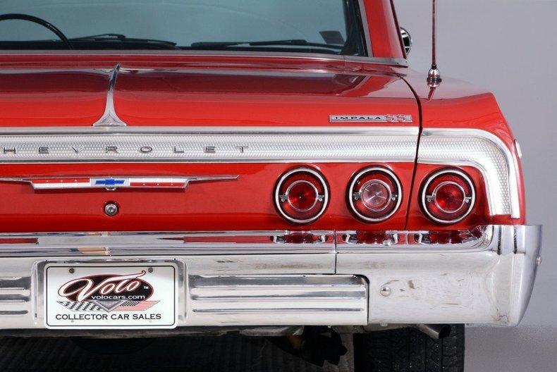 1964 Chevrolet Impala Image 112