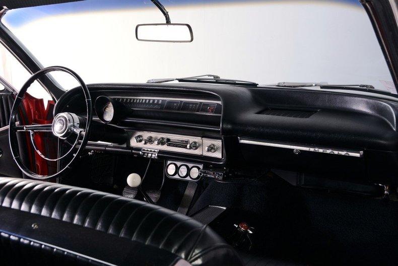 1964 Chevrolet Impala Image 115