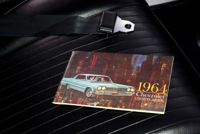 1964 Chevrolet Impala Image 116
