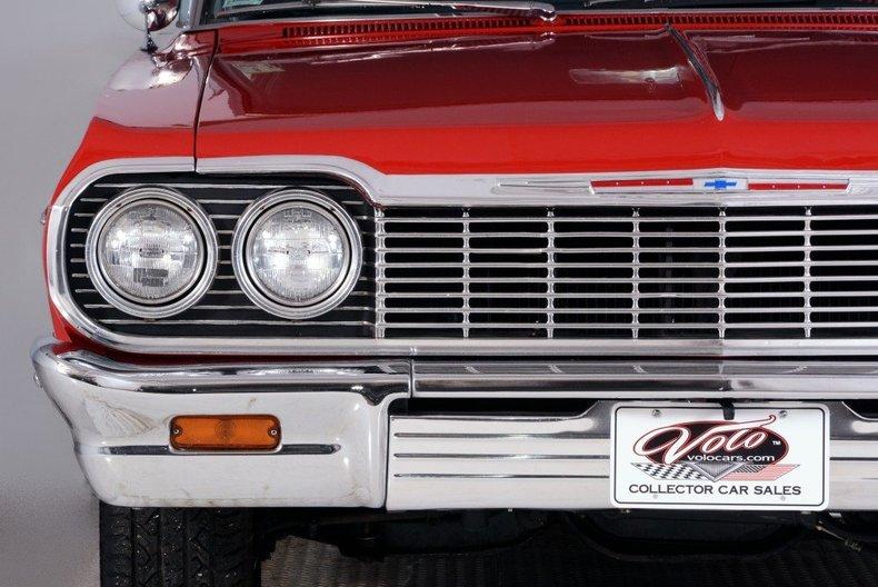 1964 Chevrolet Impala Image 123