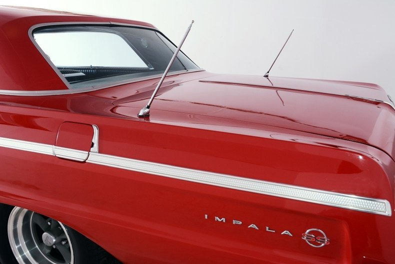 1964 Chevrolet Impala Image 130