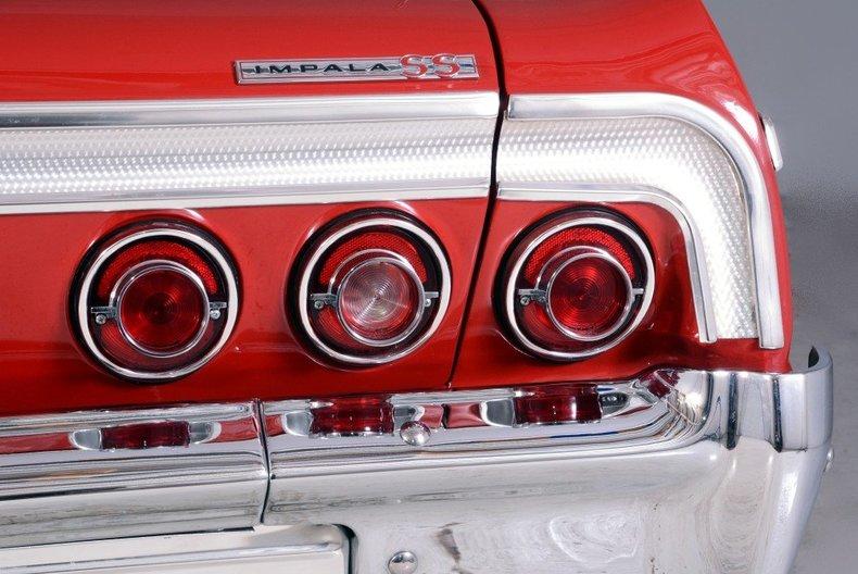 1964 Chevrolet Impala Image 128