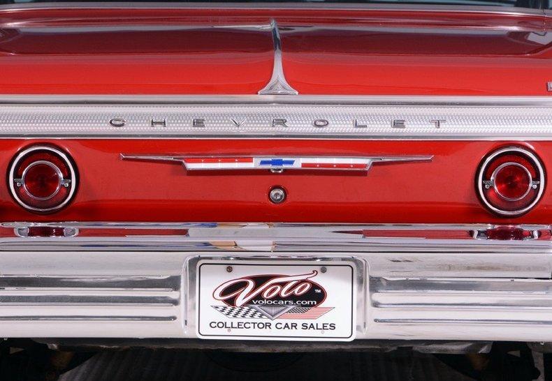 1964 Chevrolet Impala Image 137