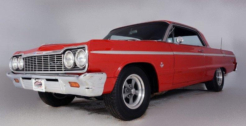 1964 Chevrolet Impala Image 160
