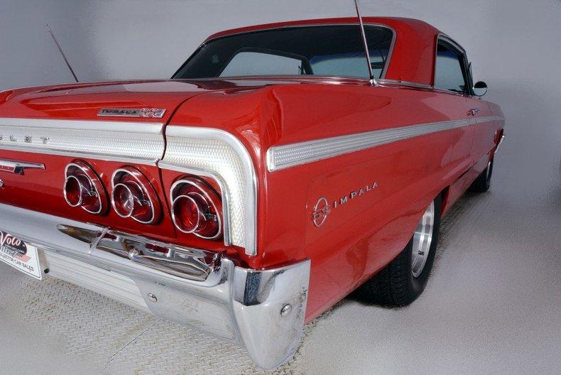 1964 Chevrolet Impala Image 165
