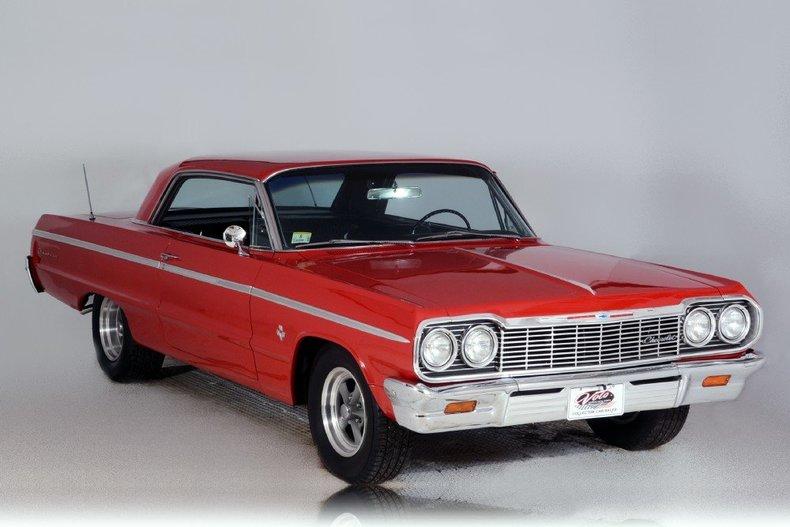 1964 Chevrolet Impala Image 166