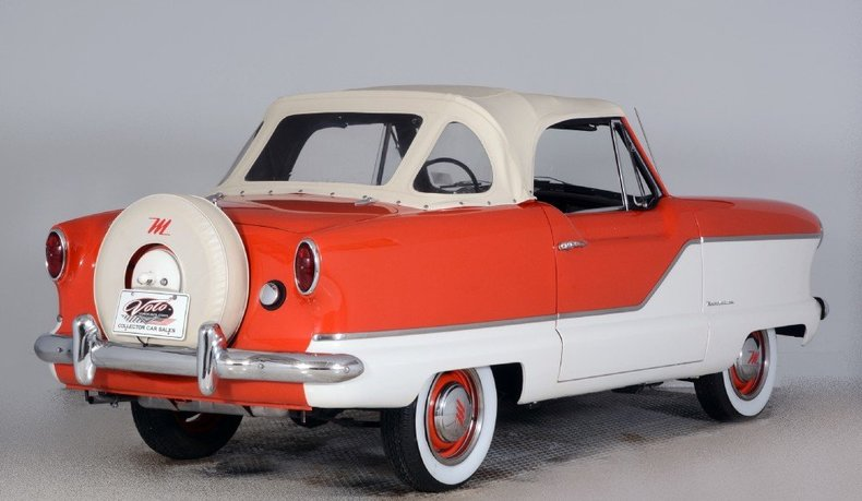 1961 Nash  Image 2