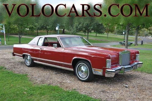 1979 Lincoln Town Car Image 1
