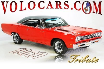 1969 Plymouth Road Runner Image 1